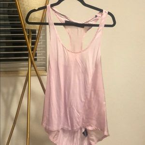 Light Pink Racer Back Tank XS - Great Condition